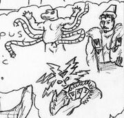 Mcspidey villains