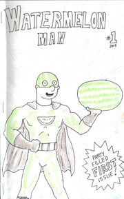 Watermelon man 01 cover small