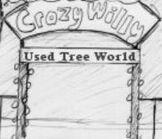 Crazy willy tree world