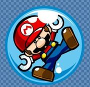 Mini Mario Bubble