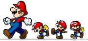 Mini Mario Walk