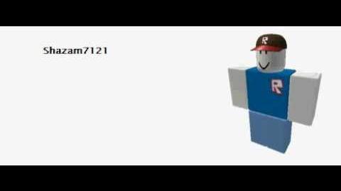 Shazam7121's Name