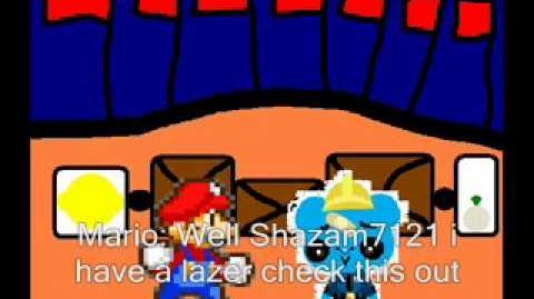Shoop Da Whoop Mario