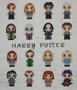 Harry Potter Chibi Characters | Sprite Stitch Wiki | FANDOM powered