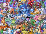 Epic Pokemon Generation 3