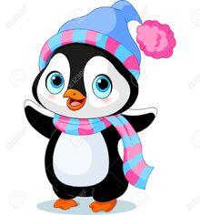 .028 Cute Penguin & Zachary