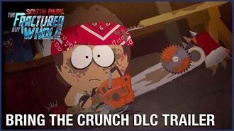 South Park The Fractured But Whole Bring the Crunch DLC Trailer Ubisoft NA