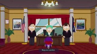 South Park™ The Fractured But Whole™ Assaulting Mayor McDaniels & Aides