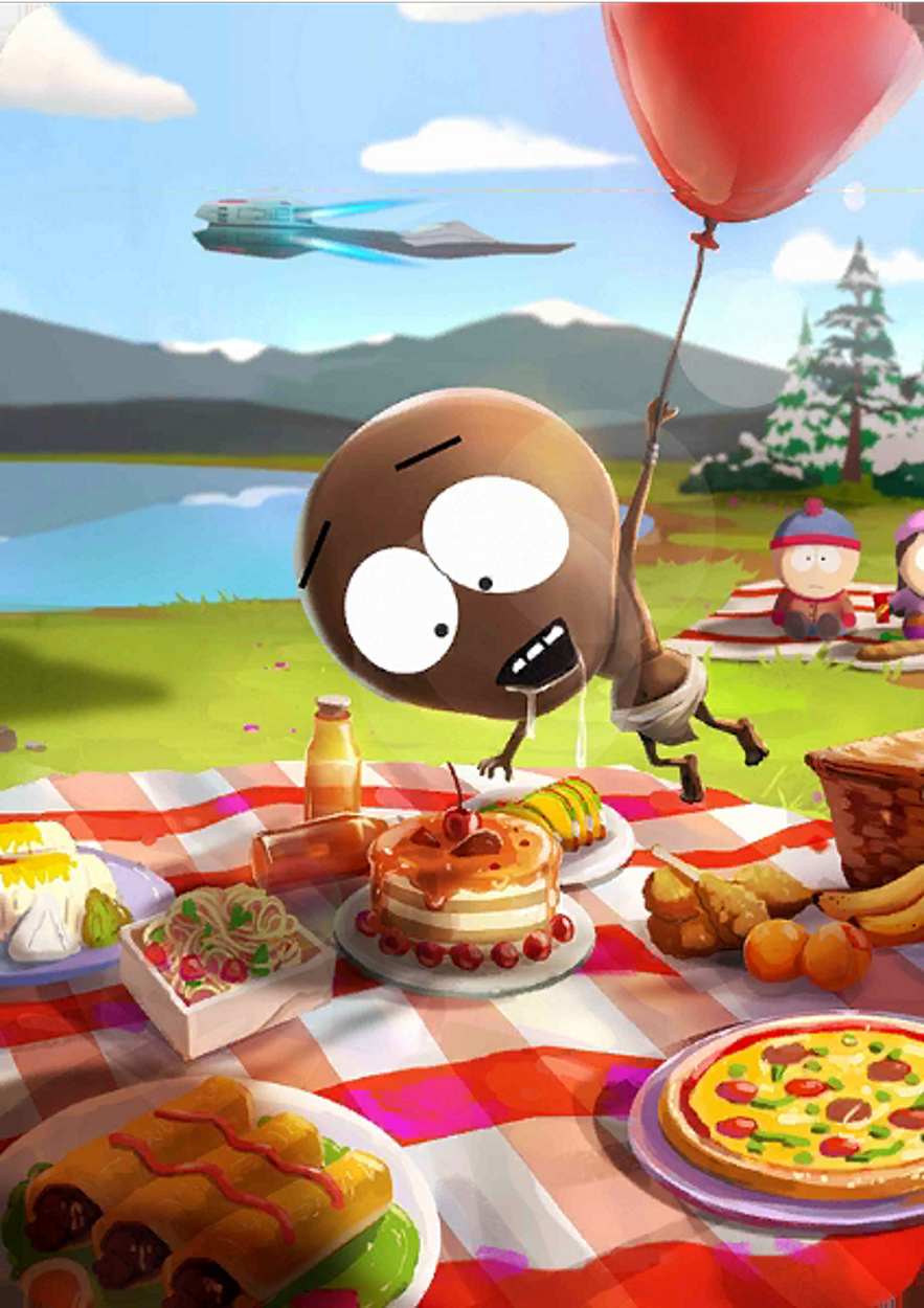 Starvin Marvin The South Park Game Wiki Fandom