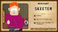 Skeeter card