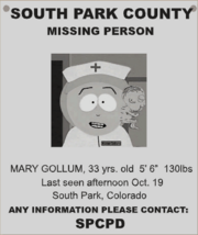 Marygollumposter