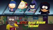 Morgan Freeman Defeated On New DIABOLIC Difficulty! South Park The Fractured But Whole