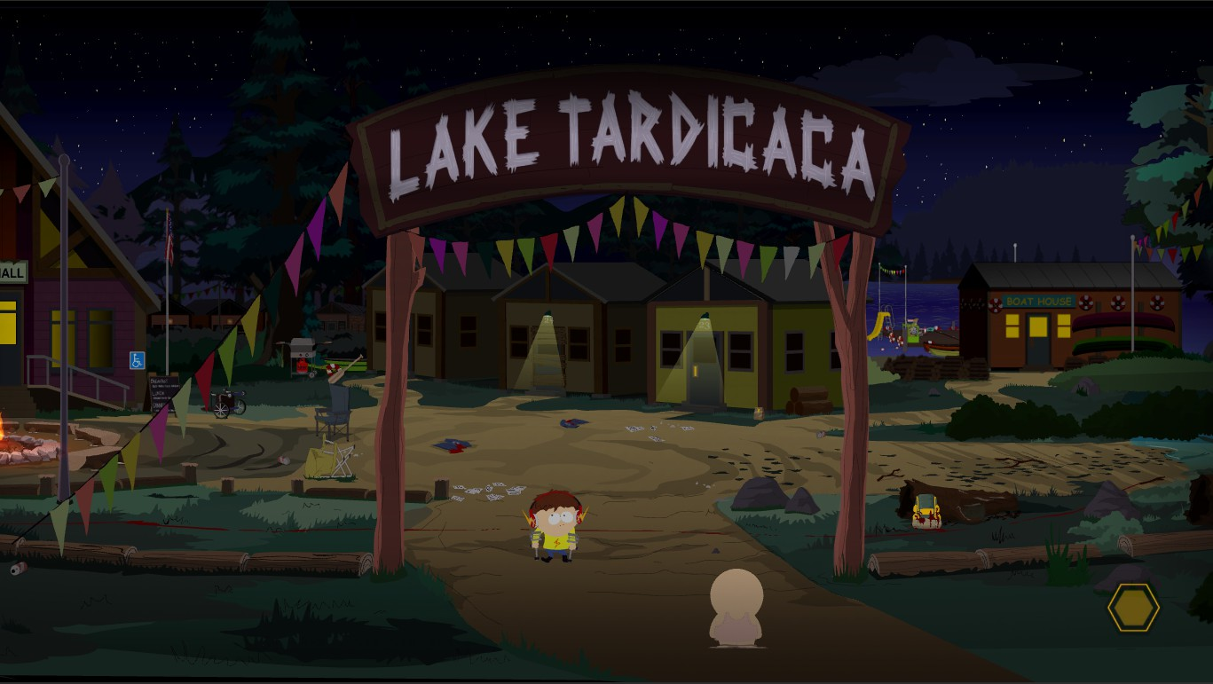 Bring the Crunch (Mission) | The South Park Game Wiki | FANDOM