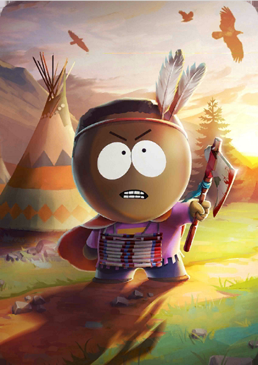 Shaman Token The South Park Game Wiki Fandom Powered