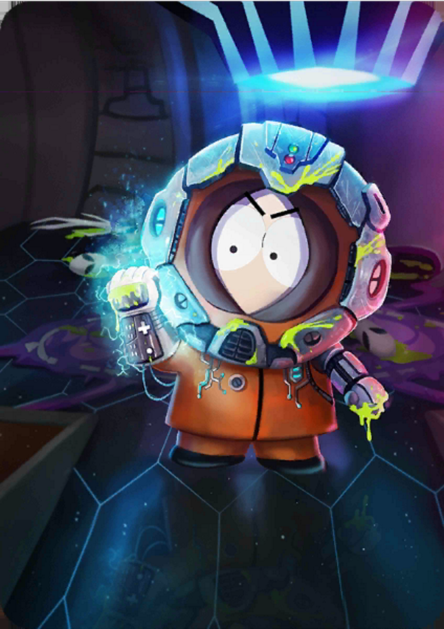 Cyborg Kenny The South Park Game Wiki Fandom Powered