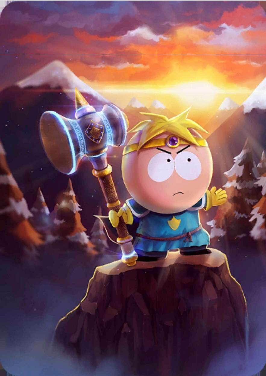 Paladin Butters The South Park Game Wiki Fandom