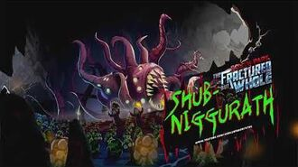 South Park The Fractured But Whole - Shub-Niggurath Boss Battle Fight Music Theme