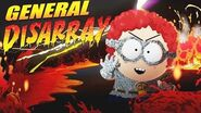 South Park The Fractured But Whole - General Disarray Boss Fight 22