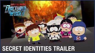 South Park The Fractured But Whole Superhero Secret Identities Official Trailer Ubisoft US