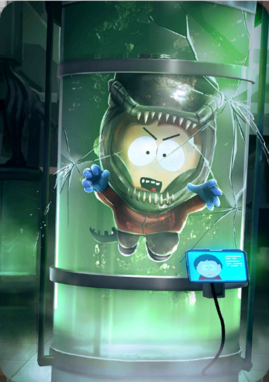 Alien Clyde The South Park Game Wiki Fandom Powered By