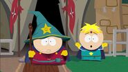 Cartman Butters KKK