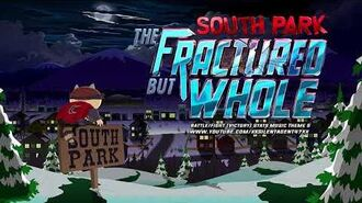 South Park The Fractured But Whole - Battle Fight (Victory) Stats Music Theme 5 Kyle's Mom