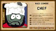 Nazi zombie chef card