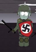Nazi knight