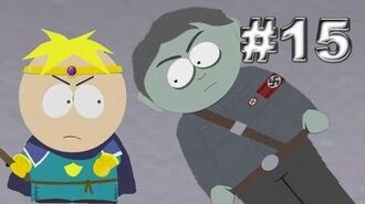 South Park - The Stick of Truth Прохождение 15. Меня укусил Зомби-фашист