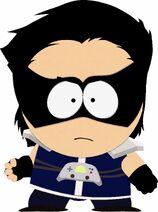 South Park OC - Vince Aldridge (The Amazing Butthole 1)