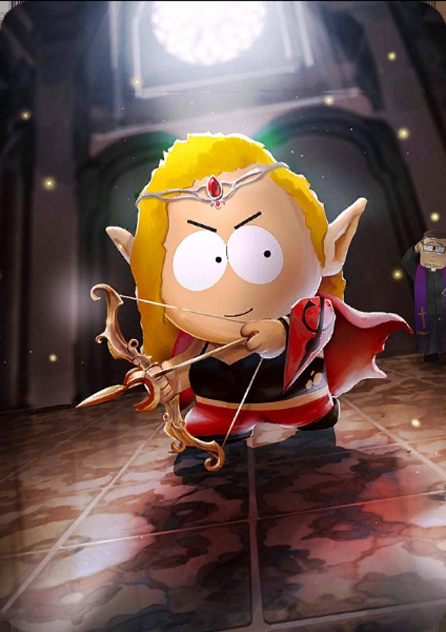 Blood Elf Bebe The South Park Game Wiki Fandom Powered