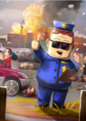 Officerbarbrady PD