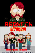 South Park In Redneck Invasion - Made with PosterMyWall