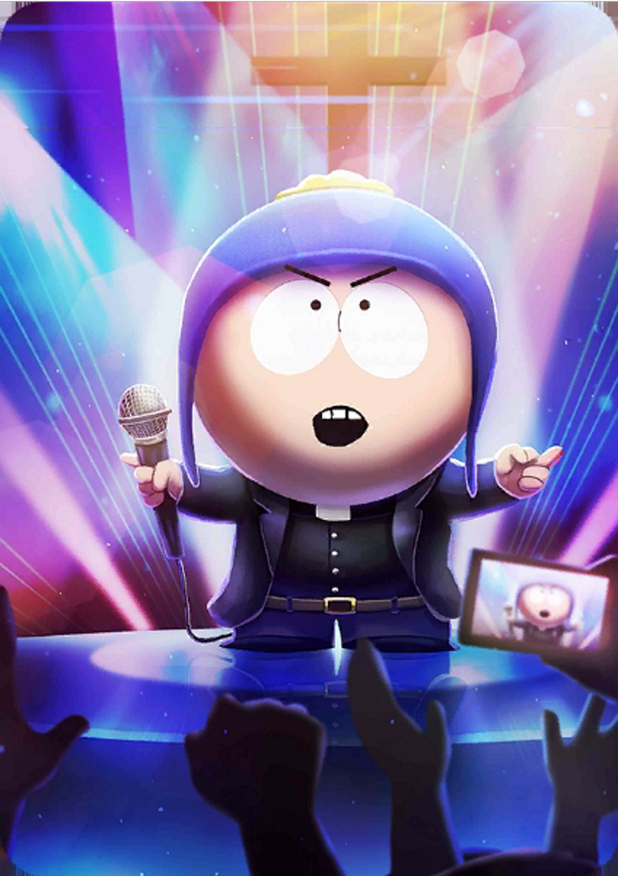 Youth Pastor Craig The South Park Game Wiki Fandom