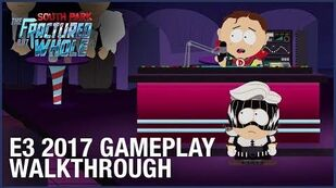 South Park The Fractured But Whole E3 2017 Gameplay Ubisoft US