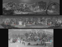 Christmas Crime Scene01