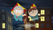 South Park TFBH - human-kite-kyle-too-front-face