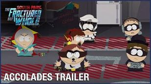 South Park The Fractured But Whole Accolades Official Trailer Ubisoft US