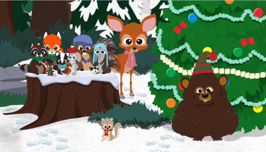 South Park Christmas.Woodland Critters The South Park Game Wiki Fandom