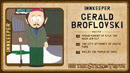 Gerald broflovski card