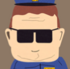 Officer barbrady friend icon
