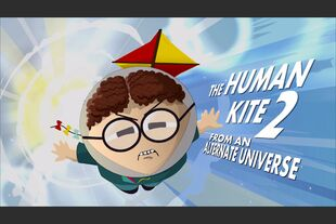Human Kite from an Alternate Universe | The South Park Game