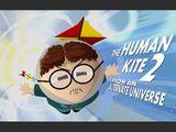 Human Kite from an Alternate Universe