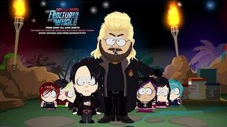 South Park From Dusk Till Casa Bonita - The Master Vampire Boss Battle Fight Music Theme