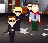 Al Gore secret service