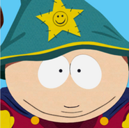 Cartman Facebook Avatar