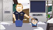 Security guard pepper spray