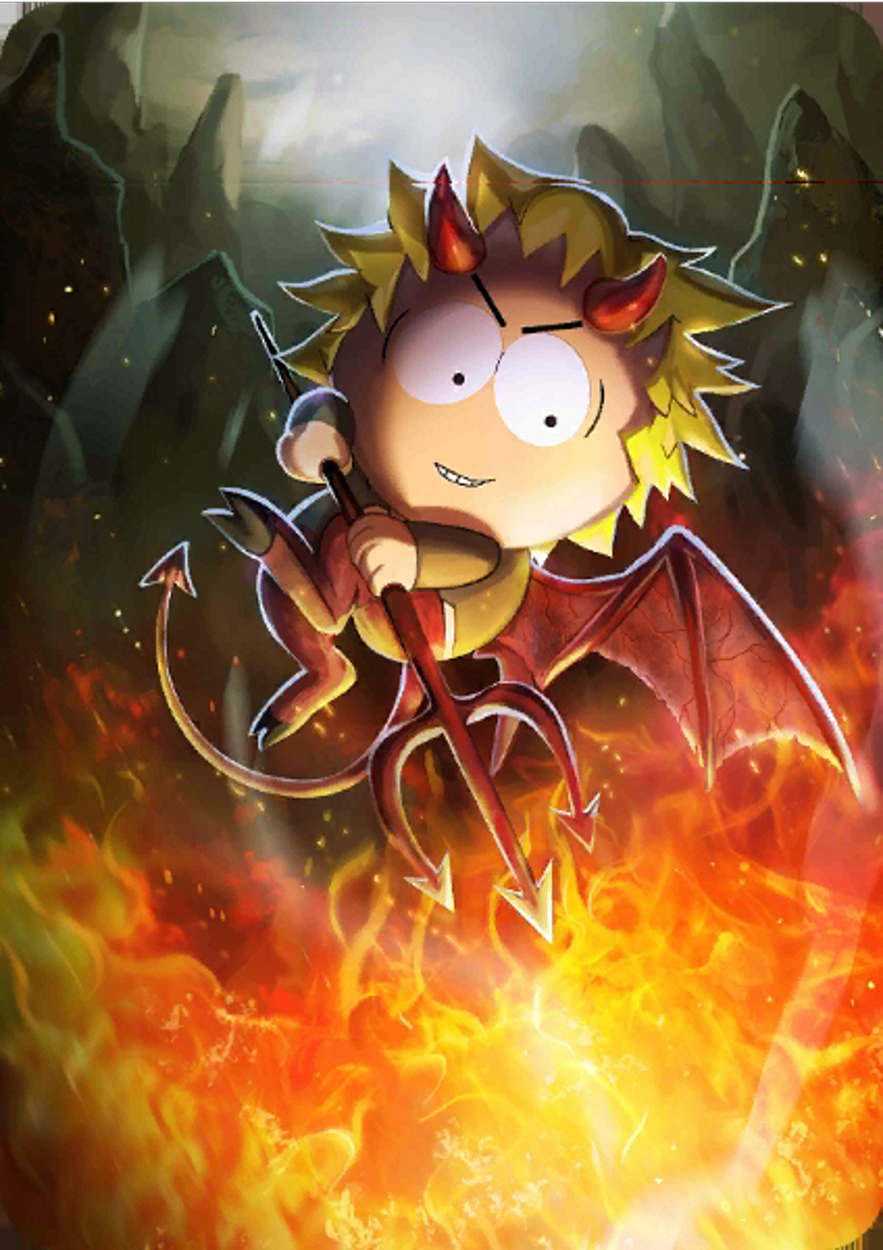 Imp Tweek The South Park Game Wiki Fandom Powered By Wikia