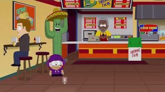 South Park™ The Fractured But Whole™ Assaulting Customer & Morgan Freeman