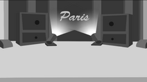 Paris Hilton Boss Stage